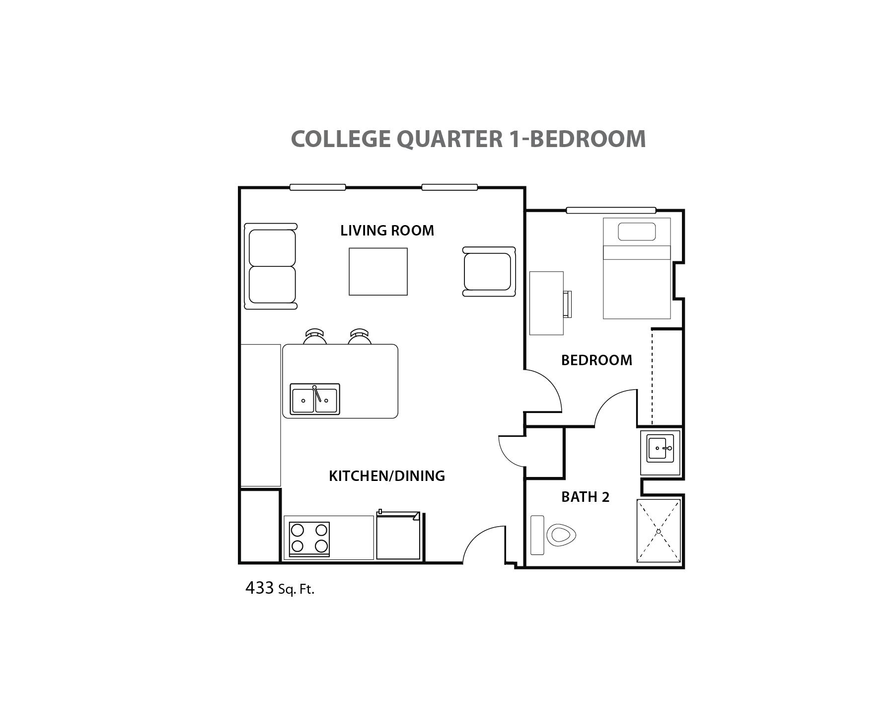 Cq Floor Plans Residence University Of Saskatchewan