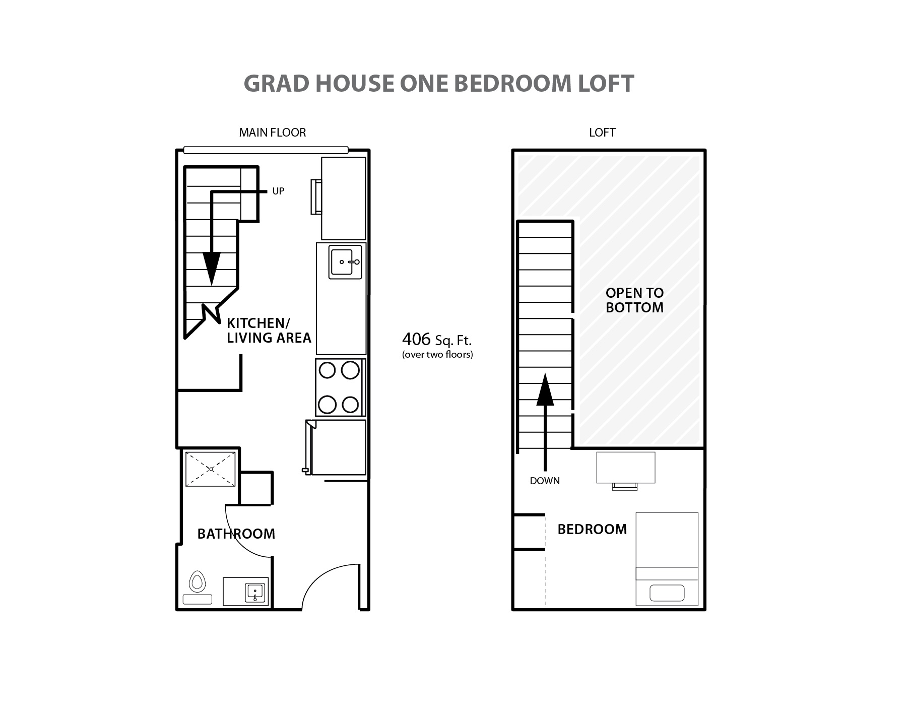 GH Floor Plans - Residence - University of Saskatchewan